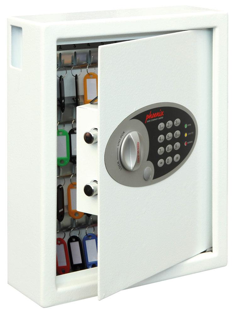 Bekannt Cygnus Schlüsseltresor KS0032E | Phoenix Safe DL51