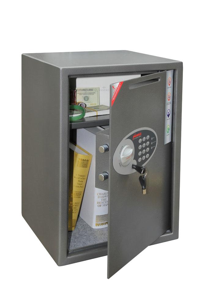 vela deposit safe ss0804ed phoenix safe. Black Bedroom Furniture Sets. Home Design Ideas