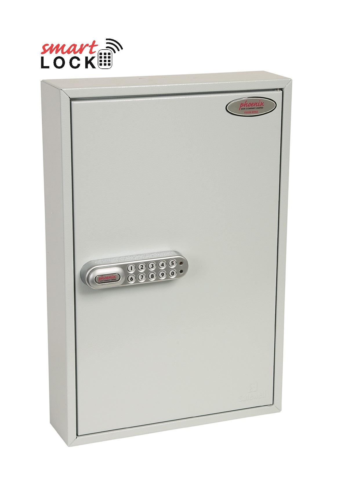 KC0602N Professioneller Schlüsselschrank mit Netcode1000 | Phoenix Safe
